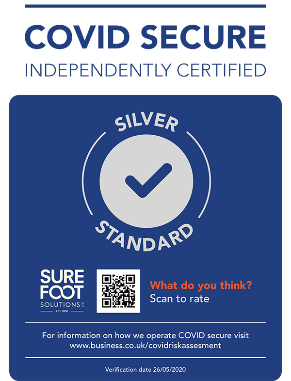13471 SureFoot Solutions (Covid Secure Window Stickers)OPT2.1[7]